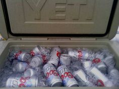 Ice cold Coors beer