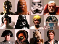 Kenner Star Wars Action Figures (the original 12)