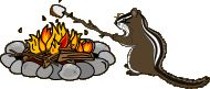 Great Dutch oven recipes (sweet and savory) for campfires on this site.