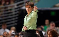 Notre Dame coach Muffet McGraw named AP women's college basketball coach of the year