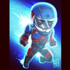 The Atom! Lord Mesa - Visit to grab an amazing super hero shirt now on sale! Chibi Characters, Comic Book Characters, Marvel Characters, Character Drawing, Character Illustration, Lord Mesa Art, Really Cool Drawings, Arrow Art, Batman Poster