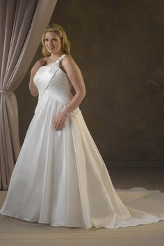 Chiffon Is The Lightest Material Of The Cheap Plus Size Bridesmaid