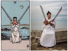 Tarot Cards Come Alive in the Streets of Haiti | The Creators Project