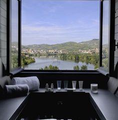 Habitación con vistas. Aquapura Douro
