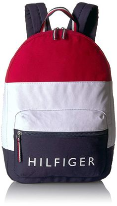 Looking for Tommy Hilfiger Backpack Patriot Colorblock Canvas ? Check out our picks for the Tommy Hilfiger Backpack Patriot Colorblock Canvas from the popular stores - all in one. Preppy Backpack, Red Backpack, Leather Backpack, Tommy Hilfiger Mujer, Tommy Hilfiger Women, Gucci Handbags, Tote Handbags, Mochila Tommy, Herschel Supply Co