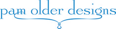 Lia Strasser designed this pretty logo for me!