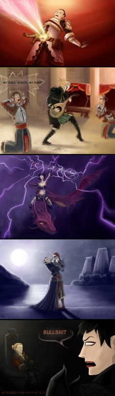 How It Was by IzoldeDeith #DragonAge (trust me, that's what happened... i was there i would know...)
