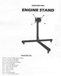 engine stand diy - Google zoeken