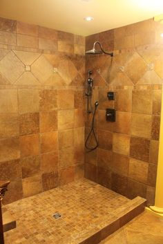 bathroom diamond pattern floor tile design pictures remodel decor and ideas page - Remodeling Bathroom Shower Ideas