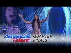 13-Year-Old's Operatic Version Of 'The Prayer' Earns Her Standing Ovation 'America's Got Talent'