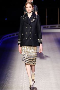 Tommy Hilfiger Fall 2016 Ready-to-Wear Fashion Show - Odette Pavlova