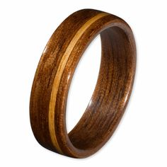 Eco Wood Rings. Custom Design Rings, unique handcrafted wood rings
