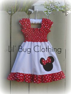 Minnie outfit 7