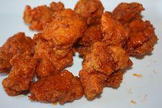 Homemade Chili's Boneless Buffalo Wings :) mmmm