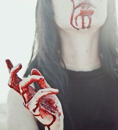 #Bloody #Creep #Horror