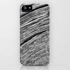 Natural Woodgrain Texture iPhone & iPod Case by Keith Dotson - $35.00