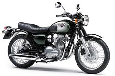 Vintage Classic Motorcycle | Kawasaki W800 Retro Motorcycle - First Super Cars