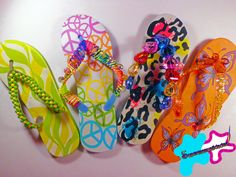 Decora tus sandalias en este verano ☀SUPERMANUALDADES☀ - YouTube