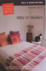 purl soho | products | item | hills 'n' hollers quilt and sham (denyse schmidt quilts)