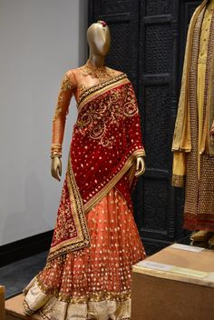 Sneak Peak: Tarun Tahiliani's Bridal Couture Expo 2014 | Wed Me Good Blog