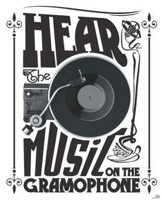 Hear the music!