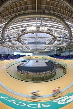 The Chris Hoy Velodrome, Glasgow by www.a2n.me