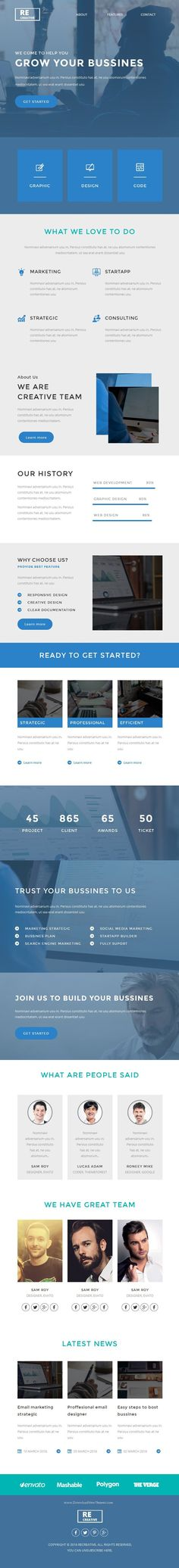 Spice Responsive Email Template Pinterest Responsive Email - How to build a responsive email template