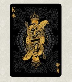 Playing cards Arcanum kickstarter