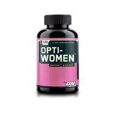 Optimum Nutrition Opti-Women, Women's Multivitamin, 120 Capsules Health & Personal Care