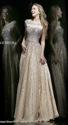 Sherri Hill Dress 8531 | Terry Costa Dallas @Terry Song Song Costa #sherrihill