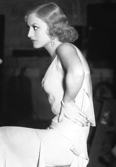 Joan Crawford on the set of This Modern Age (1931)