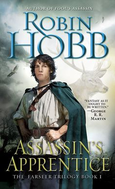 The Farseer Trilogy, by Robin Hobb.  Book 1 Assassin's Apprentice, Book 2 Royal Assassin, Book 3 Assassin's Quest