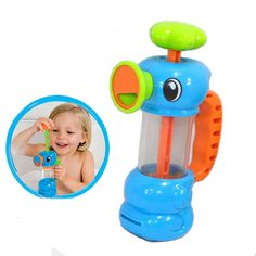 2016 New Funny Baby Water Toys Hippocampus Style Bath Toys Pool Spraying Tool For Children Bathroom Games Kids Shower Water Toys #>=#>=#>=#>=#> Click on the pin to check out discount price, color, size, shipping, etc. Save and like it!