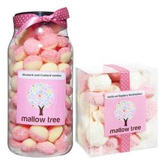 Mallow Tree 'Pretty in Pink' Collection