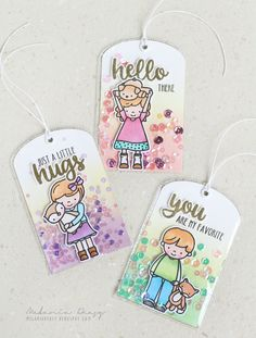 Hi everyone! I'm so excited today to share with you my projects as Neat and Tangled Guest Designer. For my first project, I make birthday c...