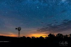 The stars at night - are big and bright Deep in the heart of Texas.