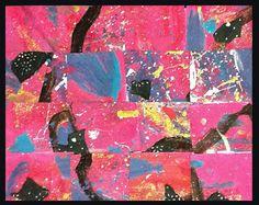 artisan des arts: Non-objective art (grade 2/3)
