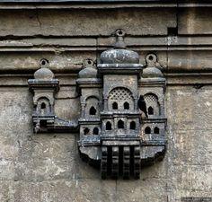 Bird house Ayazma mosque in Üsküdar - İstanbul / Türkiye