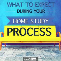 What to expect during your home study process #homestudy #adoption #mljadoptions