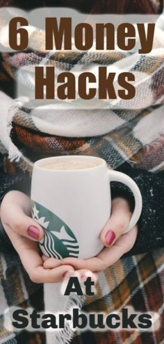 6 Starbucks Canada Hacks to Saving Money with Rewards ~ Canadian Freebies, Coupo. - Finance tips, saving money, budgeting planner Starbucks Hacks, Starbucks Rewards, Money Plan, Money Tips, Save Money On Groceries, Ways To Save Money, Saving Money Quotes, Freebies By Mail, Free Rewards