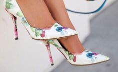 Floral shoes – The 2 SECRETS to nail this EPIC shoes trend – FASHION TIPS