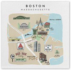J.Crew Store Location Series {Boston}