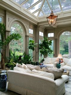 ღღ Kurt Johnson Photography — Next House- on to the Conservatory, Home Interior Design, Exterior Design, Interior And Exterior, Beautiful Interiors, Beautiful Homes, Urban Deco, House Rooms, Living Rooms, Architecture