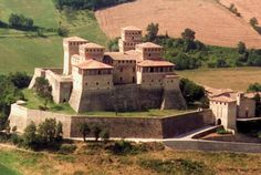 Langhirano (Parma - Italy) - Castello di torrechiara