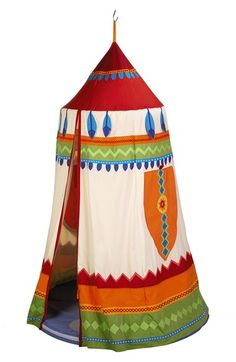 Free shipping and returns on HABA Native American Hanging Play Tent at Nordstrom.com. With imaginative designs and vivid colors, a sizeable tent is perfect for a day of play.