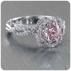One of the most beautiful rings I have ever seen. Verragio Venetian 5051-R.