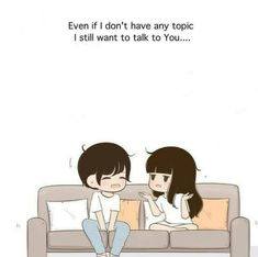 Cute Love Quotes For Him, Heart Touching Love Quotes, Love Picture Quotes, Cute Couple Comics, Cute Couple Cartoon, Cute Cartoon, Best Friend Jokes, Best Friend Status, Hug Quotes