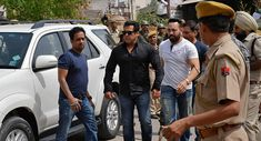 Sputnik News - Indian actor Salman Khan was arrested by the police after a local court in India's western state of Rajasthan sentenced him to jail for killing a rare protected antelope species during his visit to the place while shooting a film in 1998.