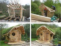 Awesome mini house by James O'Keefe