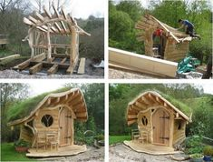 Awesome mini house by James O'Keefe